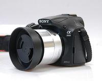 Sony A3000 + обектив Sigma AF 19mm f2.8