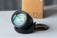 Nikon 24-120mm f/4 VR