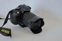 Nikon D5300 + Nikon AF-S DX Nikkor 18-105mm f/3.5-5.6G ED VR
