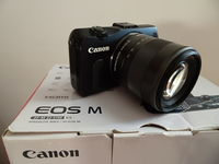 Canon M + 18-55mm IS STM