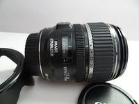 Обектив : Canon EF-S 17-85mm f/4-5.6 IS USM