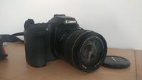 Продавам фотоапарат Canon 50D и обектив Canon EF-S 17-85mm f/4-5.6 IS