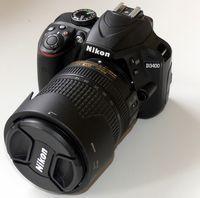 Nikon D3400 + Nikkor 18-140
