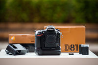 Nikon D810 - Battery Grip Original