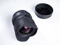 Обектив Sigma 12-24mm F/4.5-5.6 EX DG Aspherical HSM за Canon