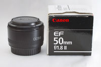 Обектив Canon EF 50 mm / 1,8 II