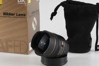 Обектив Nikon AF DX FISHEYE Nikkor 10.5mm f/2.8G ED