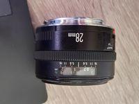 Canon 28mm 2.8 autofocus