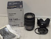 Panasonic Lumix G Vario 14-140mm HD f/4.0-5.8 ASPH Mega OIS