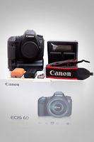 Canon 6D + грип