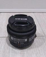 Обектив Nikon AF Nikkor 50mm 1.8