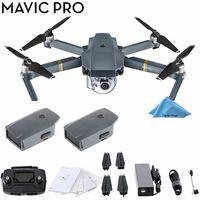 Продавам DJI Mavic Pro Fly More + 3 батерии
