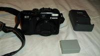 Фотоапарат Canon PowerShot G11