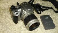 Фотоапарат CANON EOS 350D с обектив CANON EF 28-90mm 1:4-5.6
