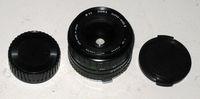 Sigma Super-wide II 2.8/24 mm, macro, Olympus OM mount