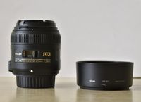 Nikon DX Micro 40mm f/2.8G