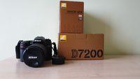 Nikon D7200 + обектив Nikon 18-140mm VR