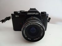 REVUEFLEX SD I + 35 mm обектив - отлично състояние