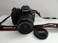 Canon 2000D (24 МР) с обектив 18-55 мм IS II