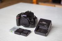 Фотоапарат Nikon D5200