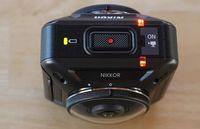 Продавам Nikon keymission 360