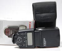 Светкавица Canon 430 EX
