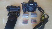 Nikon D700 full frame + Grip