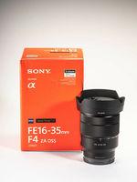 Нов обектив Sony Vario-Tessar T* FE 16-35mm f/4 ZA OSS