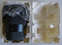Обектив Sigma 16mm f/1.4 DC DN (Contemporary) за Sony E