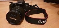 Canon 77D + Обектив Canon 18-135mm STM