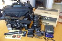 Sony HVR-Z7E - кореспондетски сет
