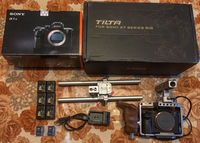 Sony A7s II Redy to Shoot