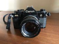 Фотоапарат Canon A-1