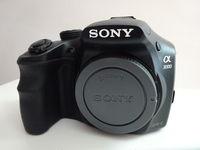 Sony a3000 - тяло (20 MP, безогледален, Sony E mount)