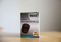 MEIKE макро пръстени за Nikon AF/TTL