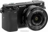 Перфектен Sony a6300 с китов обектив E 3.5-5.6/PZ 16-50 OSS