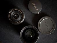 Panasonic 14mm f2.5 + Panasonic Wideangle converter