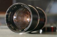 Обектив - Panagor Auto Tele 135mm 1:2.8 (M42 mount)