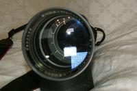 РЯДЪК  ENNA MUNCHEN Tele-Ennalyt 1:4,5 / 400mm M42