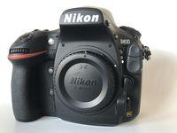 Nikon D810 на 4650 кадъра и обективи Nikon
