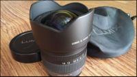 Panasonic Lumix G 7-14mm f/4