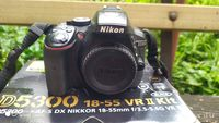 Nikon D5300 тяло
