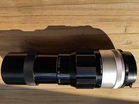 Обектив MC Nikon Nikkor Q.C Auto 200mm f/4