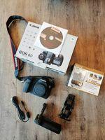 DSLR Canon 6D Full Frame фотоапарат