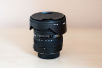 Sigma 10-20 mm F3.5 EX DC за Nikon