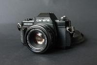 """Фотоапарат """" CARENA CX - 300 """"+Обектив"""