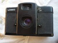LOMO LC-A MINITAR 1 рядък стар фотоапарат работи