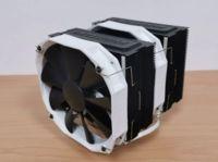 Phanteks PH-TC14PE CPU Cooler - Охлаждане за Intel, AMD - s.115x АM3 AM4