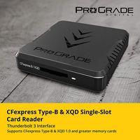 ProGrade CFexpress Type-B & XQD Reader