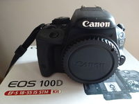 Canon EOS 100D - тяло